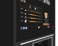 Azkoyen-Coffetek Neo+_drink configuratio