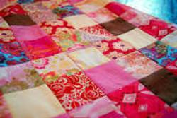 Couvertures en patchwork