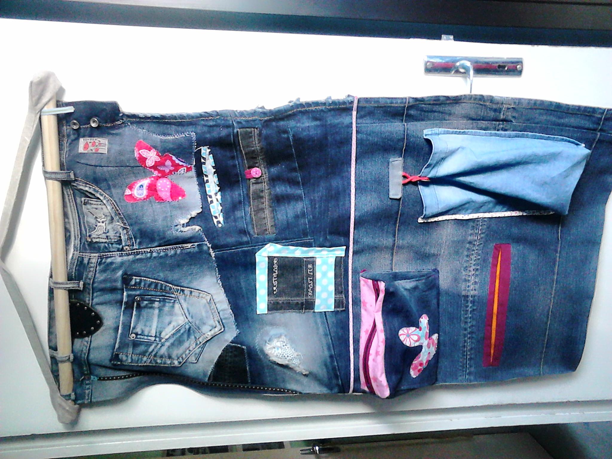 Comment recycler un jeans ?