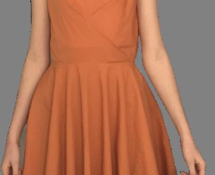 La robe Origami
