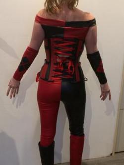 Custo Harley Quinn