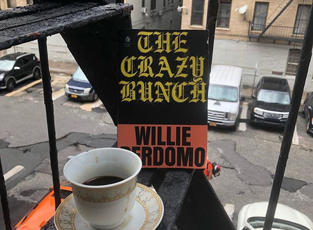 Cafecito Time: The Crazy Bunch By Willie Perdomo
