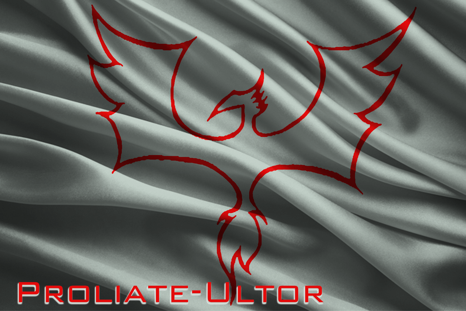 Proliae Silver Flag Word UZ