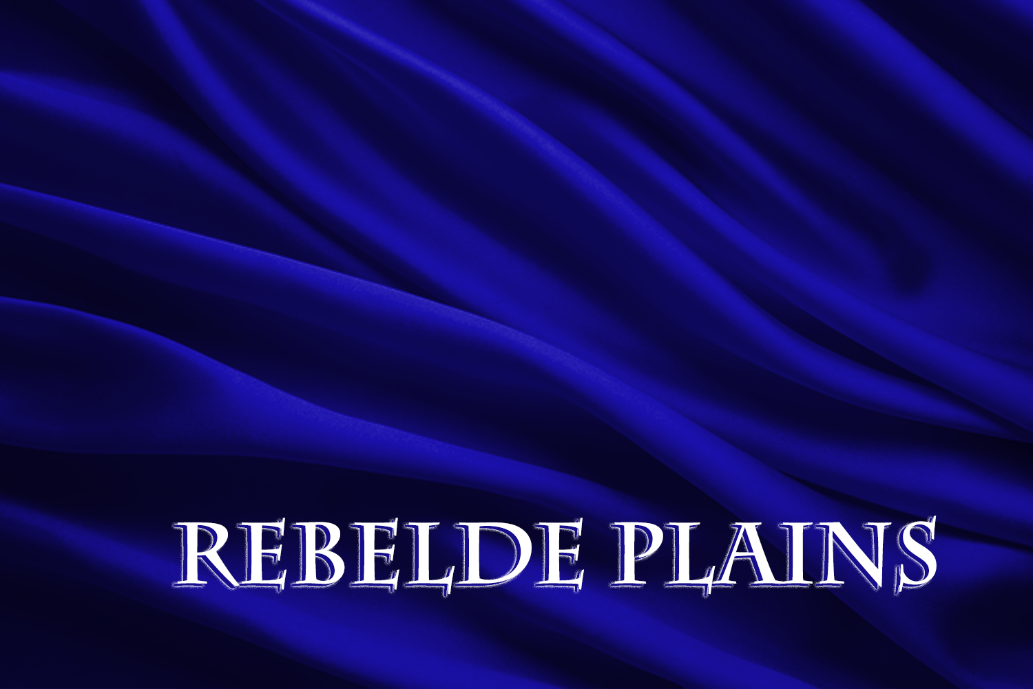 Rebelde Plains Flag