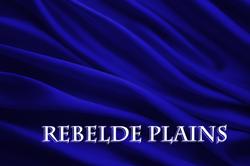 Rebelde Plains Flag
