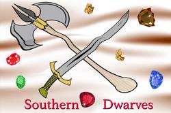 Southern Dwarf Flag