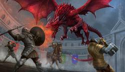 Dragon Battle Dark