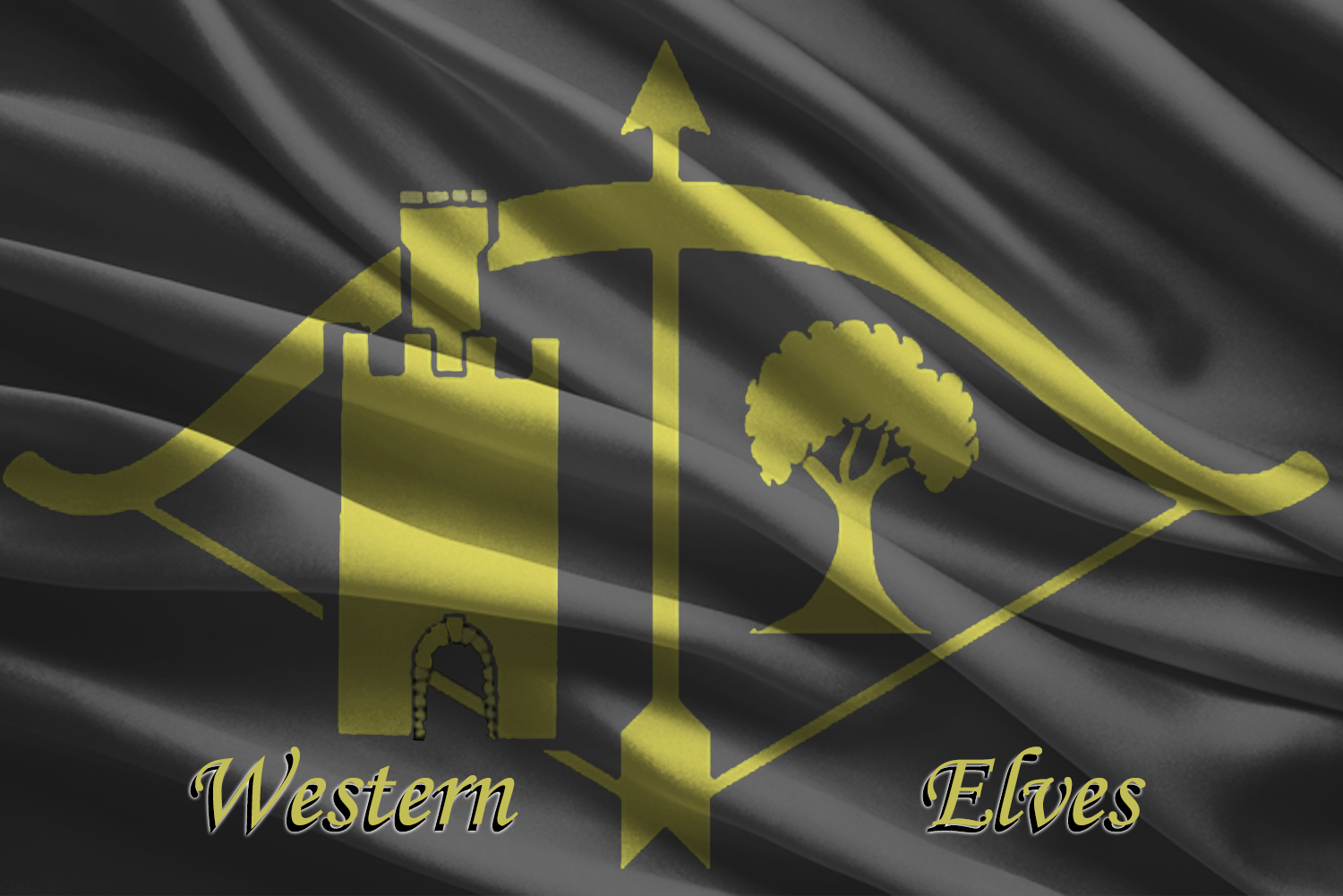 Western Elves Flag