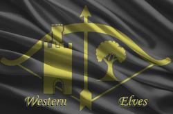 Western Elves Flag