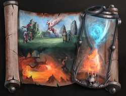 Hourglass of Destruction