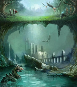 The World of Far Forest Scrolls