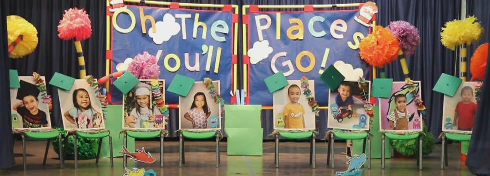 Virtual Ka Pa'alana Preschool Graduation