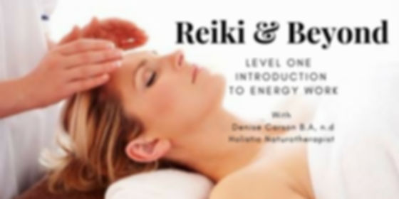 Reiki Treatments, Reiki Classes with Denise Carson B.A, n.d Saint John New brunswick