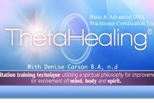 Theta Healing Basic & Advanced Early Pricing