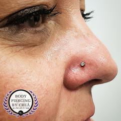 Nostril Piercing