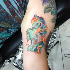 Zombie My Little Pony