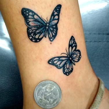 Tinny Butterfly
