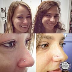 Nostril Piercings