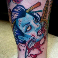 Geisha Knife