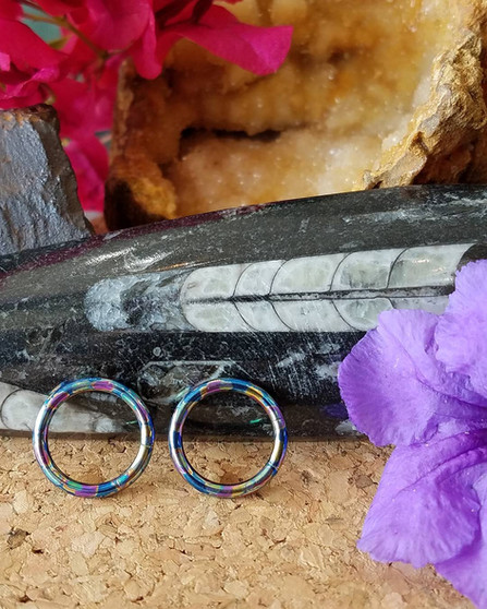 LeRoi 12g Anodized Seam Rings