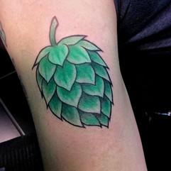 Green Pinecone