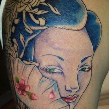 Geisha Color