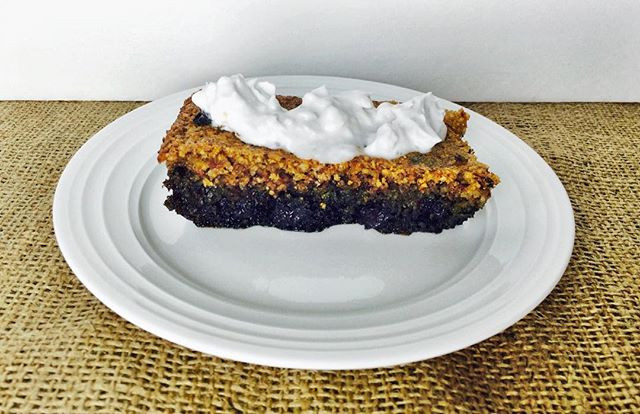 Gluten-Free Blueberry Sweet Bread