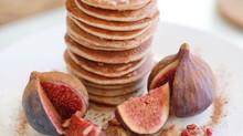 Gluten-Free Oatmeal Pancakes
