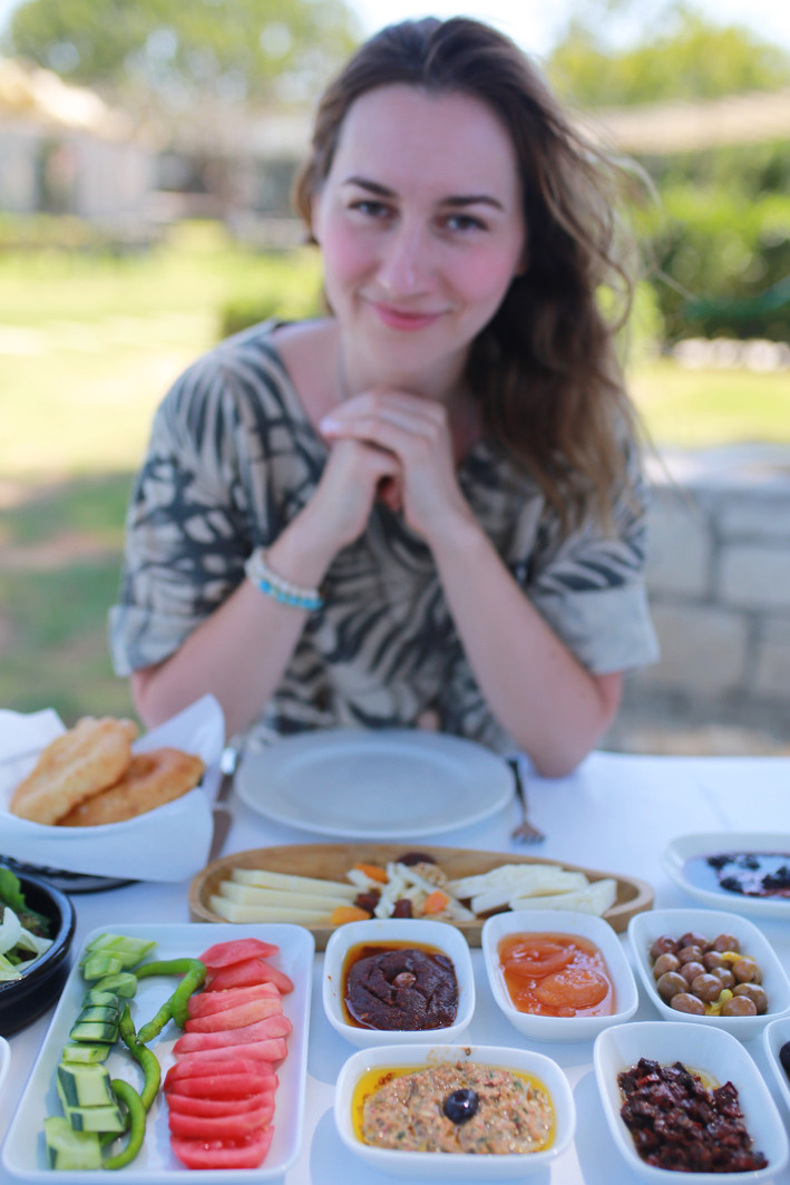 Breaking the Rules: Turkish Breakfast
