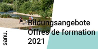 Soirées d'informations «Chef-fe de projet nature et environnement» et «Conseiller-ère en environnement»