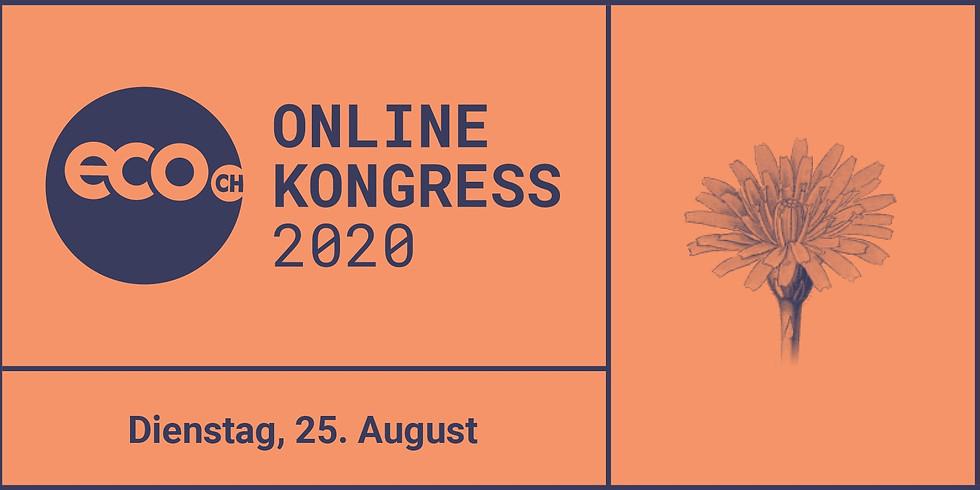 Online-Kongress 2020 eco.ch