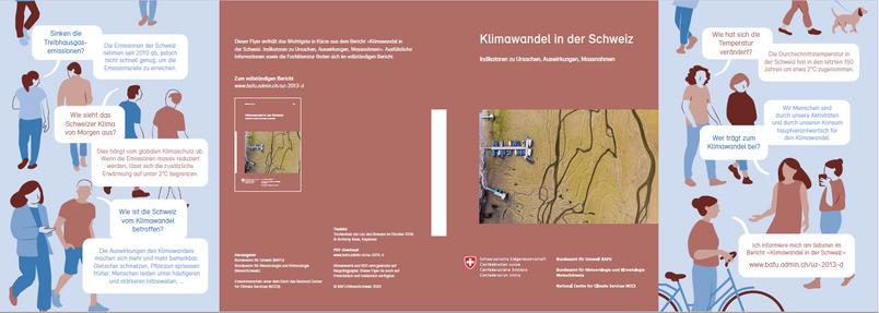 Klimawandel in der Schweiz