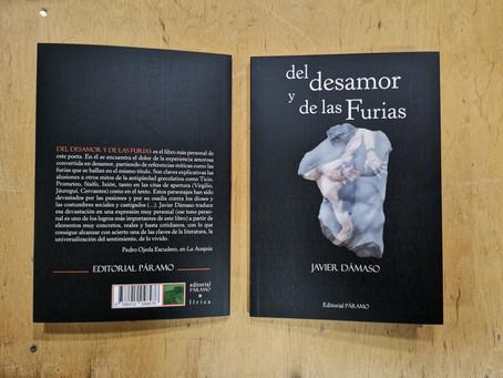 El nuevo libro de Javier Dámaso