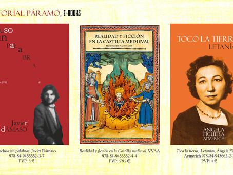 Nuevos ebooks