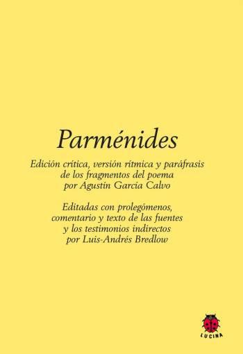 PARMÉNIDES