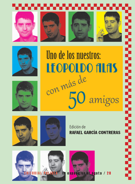 UNO DE LOS NUESTROS:  LEOPOLDO ALAS CON MÁS DE 50 AMIGOS