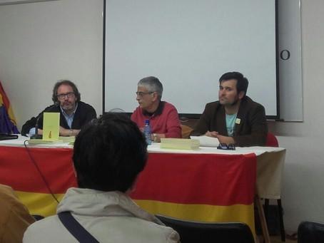 Visita de Antonio M. Herrera a Castilla y León
