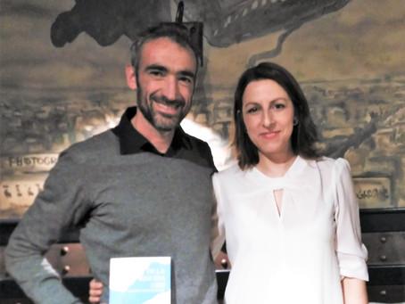 """David Robisco, ganador del Concurso de """"El valle de la princesa gris"""""""