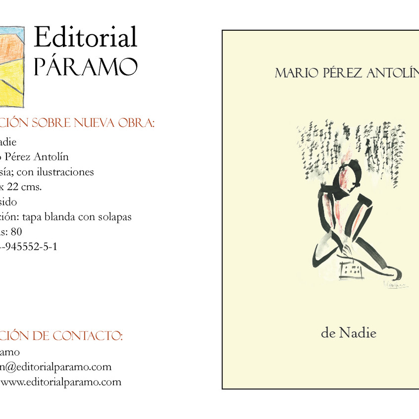 Nota DE NADIE