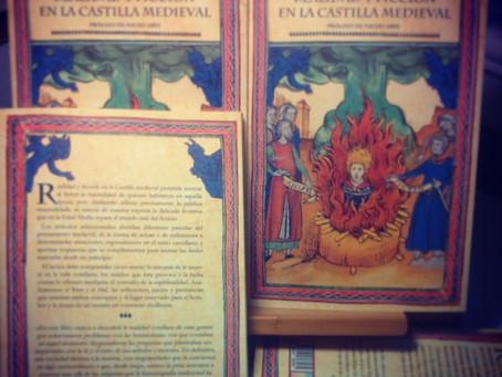 """Lanzamiento de """"Realidad y ficción en la Castilla medieval"""""""