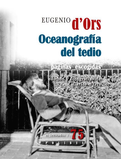 OCEANOGRAFÍA DEL TEDIO