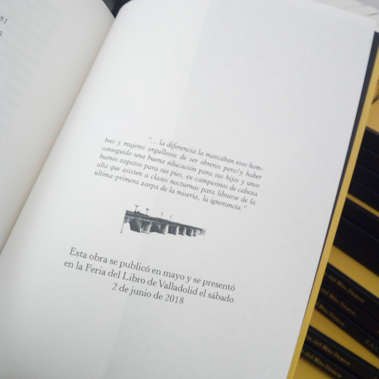 La Casa de ellos, Editorial Páramo