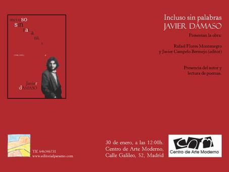 Presentación en Madrid de 'Incluso sin palabras'