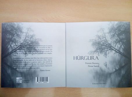 ¿Qué es 'Húrgura'? El nuevo poemario de Fermín Herrero, con fotografías de Henar Sastre