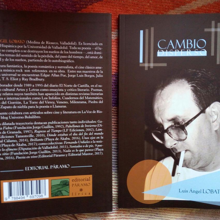 Cambio disperso de Luis Ángel Lobato