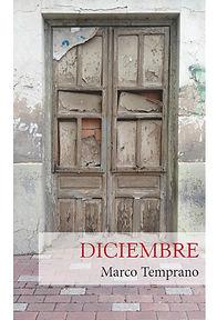 Diciembre, Marco Temprano. Editorial Páramo