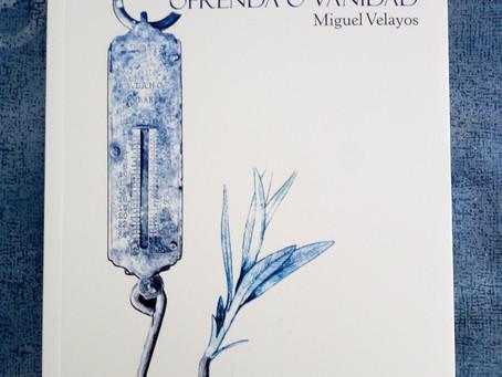 'Ofrenda o vanidad' es la nueva obra de Miguel Velayos, ya con nosotros