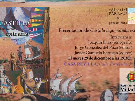 Lanzamiento y presentación de 'Castilla bajo mirada extraña'