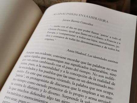 Millones de patrias: filosofía y literatura