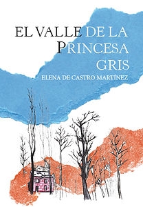 El valle de la princesa gris, Elena de Castro. Editorial Páramo